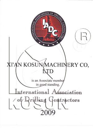 2009 IADC