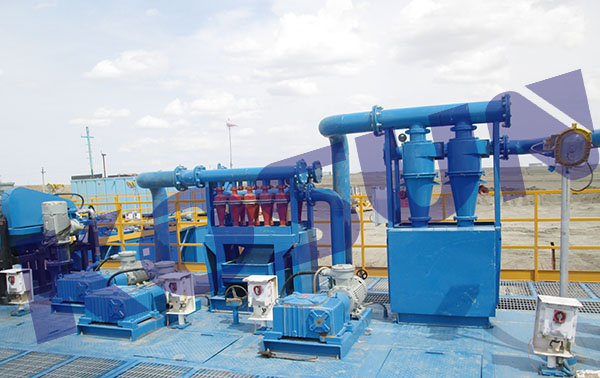 Drilling Fluids Purification System