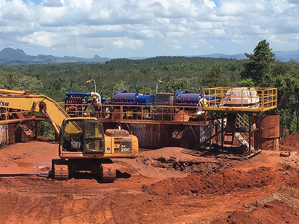 Bauxite Tailings Disposal Case in Fiji