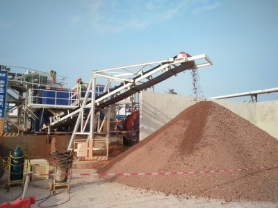 KOSUN TBM Muck Treatment System Case in GuangDong, China