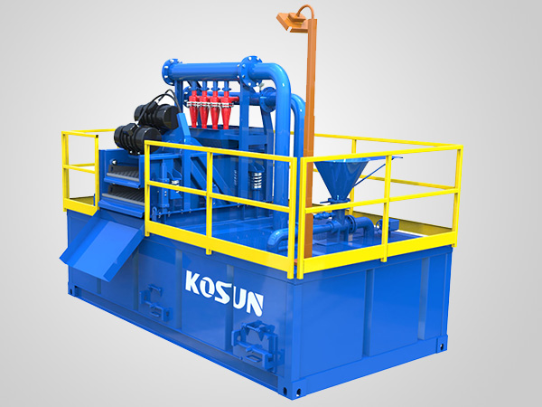 KSMR-200 Mud circulation, Recovery and Purification System