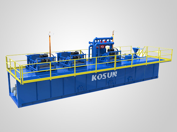 KSMR-1000 Mud Circulation, Recovery and Purification System