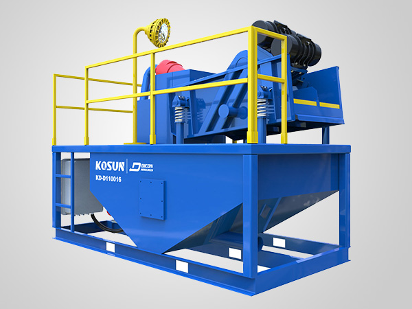 KD-100 Slurry Treatment System