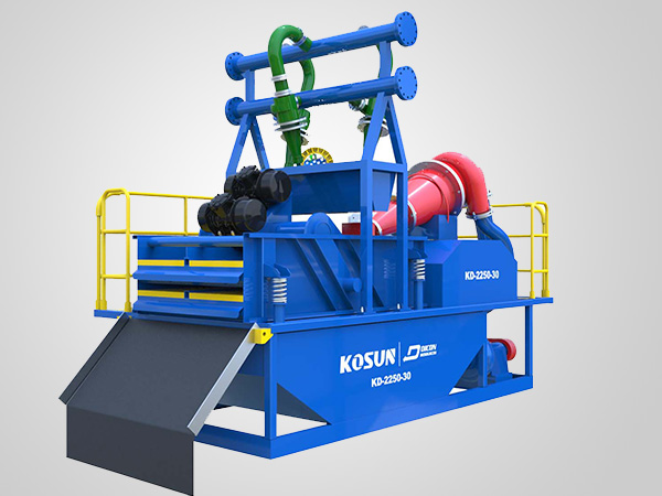 KD-200 Slurry Treatment System