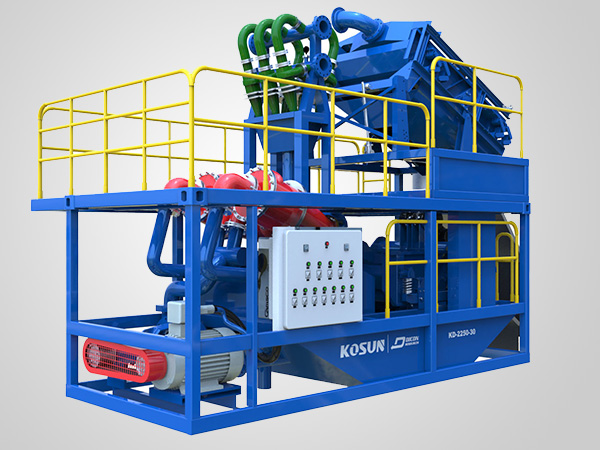 KD-425 slurry treatment system, KD-425 system