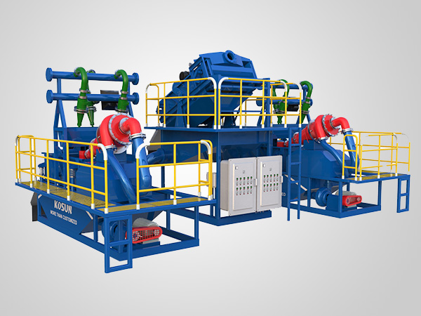 KD-500 Slurry Treatment System