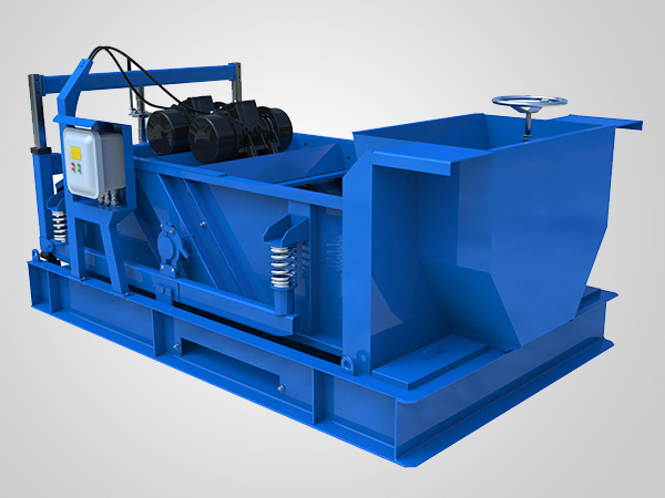 Balanced Elliptical Motion Shale Shaker