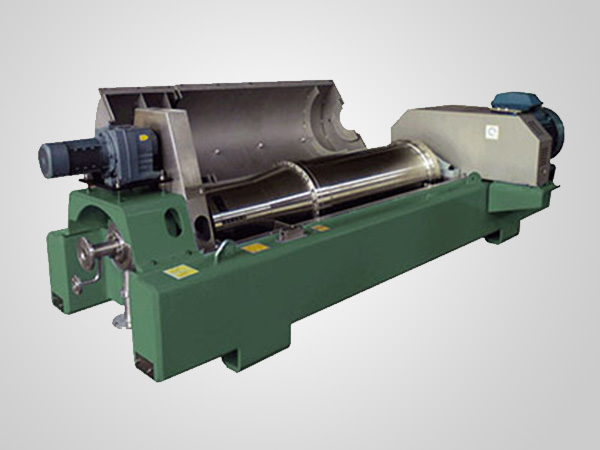 Three-phase Decanter Centrifuge