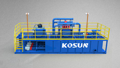 Drilling Waste Refining Equipment-Kosun Solids Control